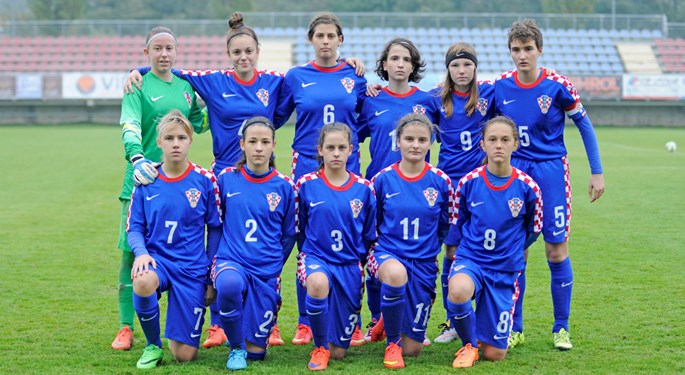 4e175ce5c Croatia U-15 (W) - Croatian Football Federation