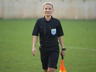 Sanja Rođak-Karšić sudi na Europskom prvenstvu