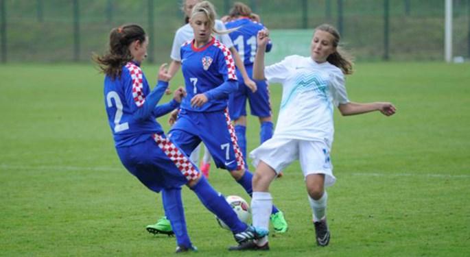 Hrvatska U-15 na turniru u Podgorici