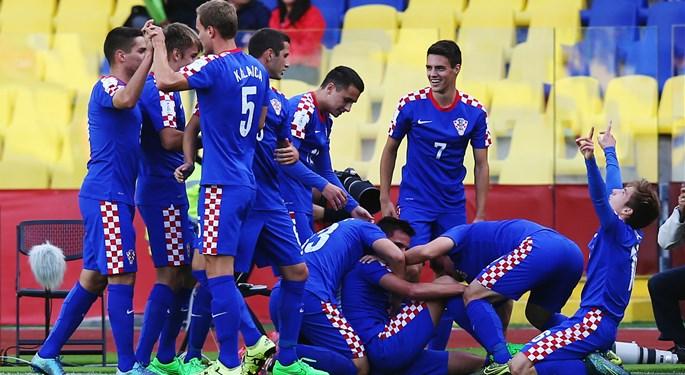 Hrvatska U-17 svladala Njemačku za četvrtfinale SP-a