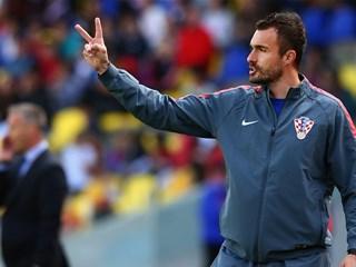 """Bašić: """"Hrvatska U-17 karakterna je i disciplinirana momčad"""""""
