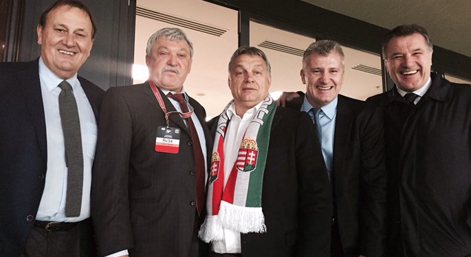 """Šuker: """"Hungary invests a lot in football, this is the reward"""""""