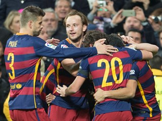 Rakitićeva Barcelona nadjačala Real u Madridu