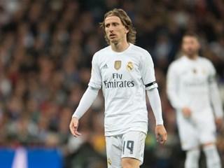 Luka Modrić preuzeo Realov dres s brojem 10