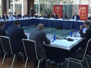 Održan sastanak regionalnih saveza u Budvi