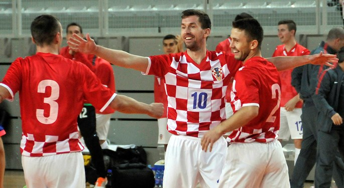 Hrvatska nadjačala Japan u Varaždinu