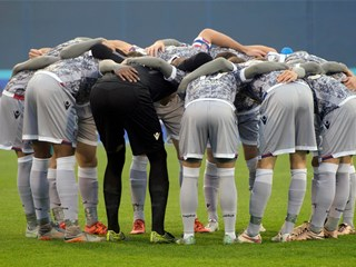 Hajdukova efikasnost - 16 pogodaka u tri utakmice
