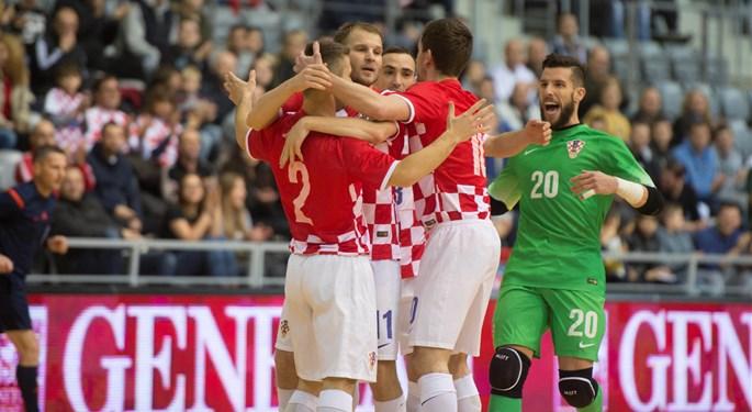 Hrvatska u nastavku slomila švedski otpor