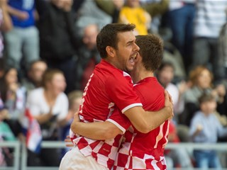 Hrvatska u obje utakmice svladala domaćine Čehe