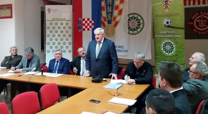 Zabok ugostio Skupštinu NS Krapinsko-zagorske županije