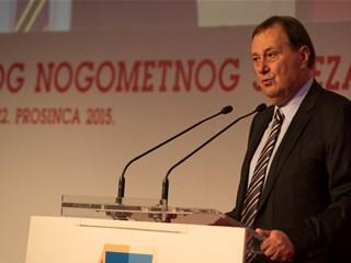 Branko Mikša, predsjednik HNS-a za čijeg je mandata osvojena povijesna SP-bronca
