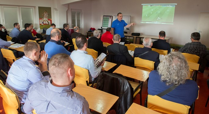 Natječaj za imenovanje ravnatelja Nogometne akademije HNS