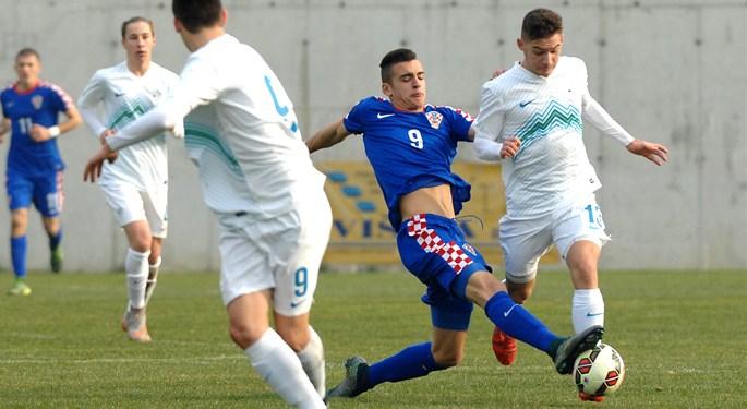 Hrvatska U-17 slavila u Sloveniji