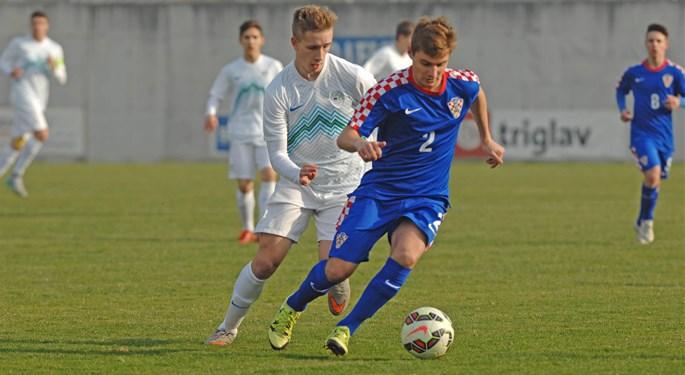 Hrvatska U-17 u Puli bolja od Slovačke