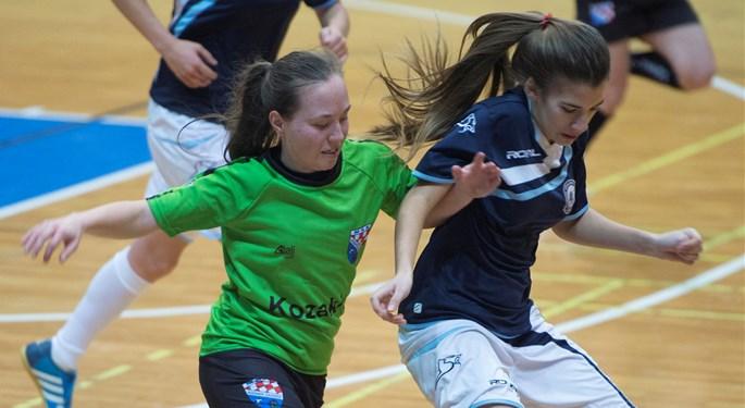 Turnir PH u futsalu za žene u Lučkom