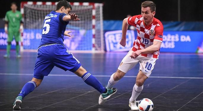 Poraz u prvom nastupu: Kazahstan svladao Hrvatsku