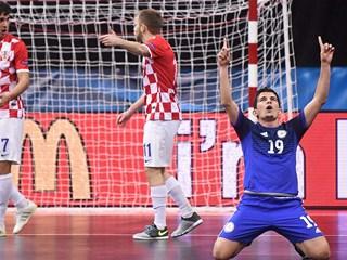 Španjolska prvak, hrvatski protivnici s medaljama