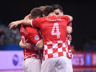 Prijateljski susreti futsalske reprezentacije s Mađarskom