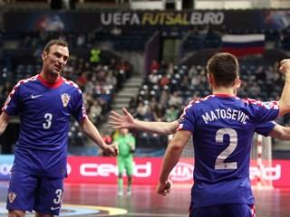 Hrvatska dva puta protiv Nizozemske