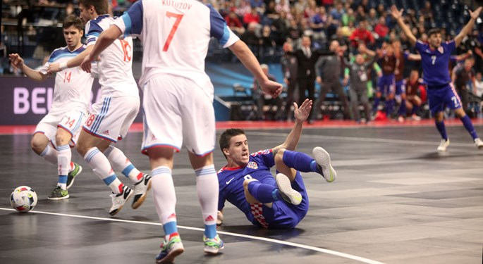 Hrvatska remizirala s Rusima, završila nastup na EP-u