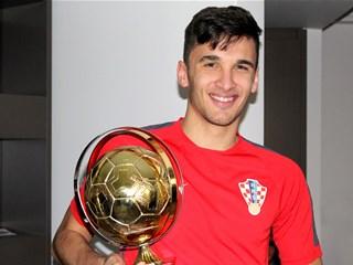 Jelovčiću uručen trofej za najboljeg igrača