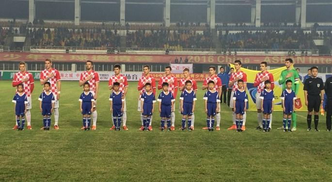 Hrvatska U-19 remizirala s Uzbekistanom
