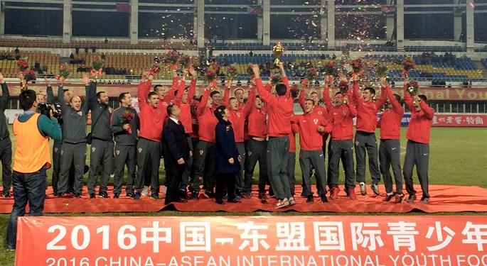 Hrvatska U-19 pobijedila domaćina Kinu, osvojila turnir