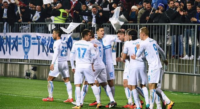 VIDEO: Rijeka pobijedila Lokomotivu, Hajduk bolji od Osijeka