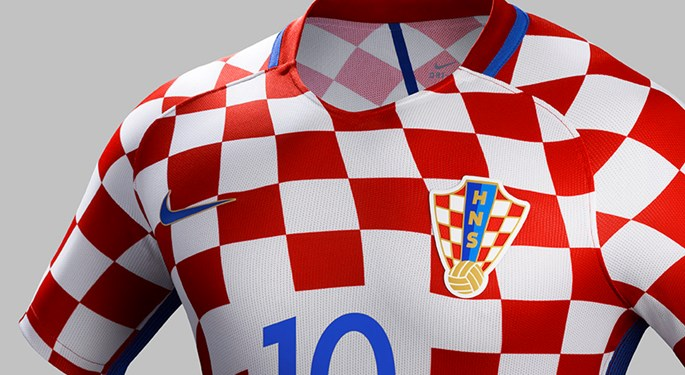 FourFourTwo izabrao hrvatski dres za najljepši na EP-u