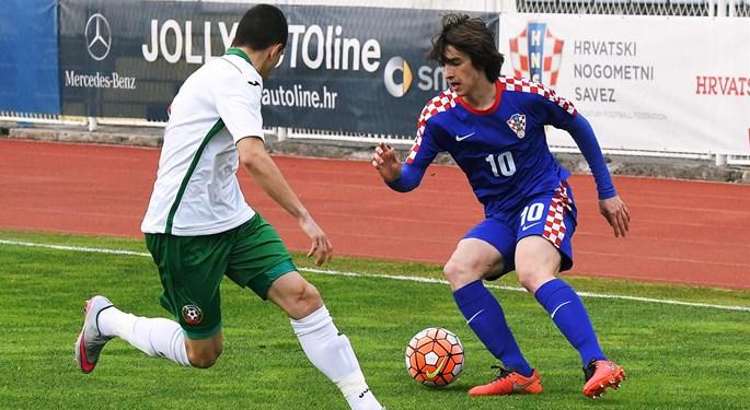 Brekalo za uvodnu pobjedu Hrvatske U-19