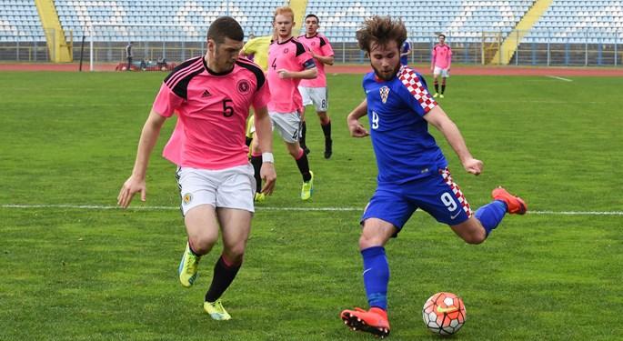 Druga pobjeda Hrvatske U-19 za vodstvo u skupini