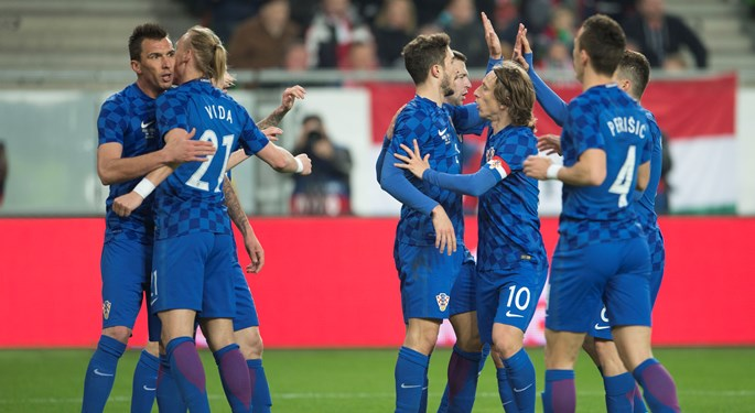 Croatia takes the lead, Hungary equalizes in Budapest