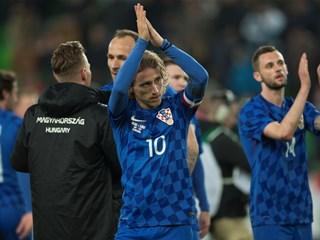 """Novi kapetan Modrić: """"Ponosan sam, hvala izborniku"""""""