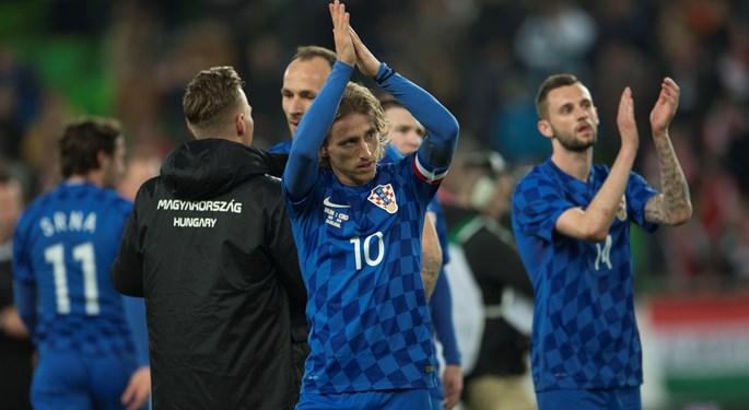 """Luka Modrić, the new captain: """"I'm so proud"""""""