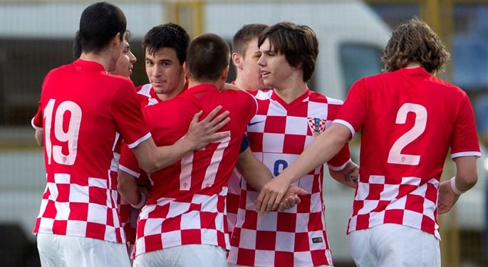Pavičić i Perica za novu pobjedu Hrvatske U-21