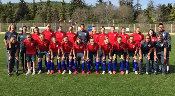 Hrvatska U-17 (Ž)