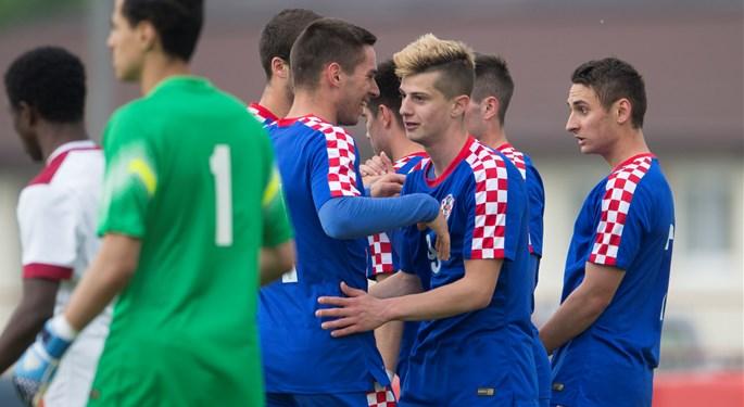 Hrvatska U-19 nadjačala goste iz Katara