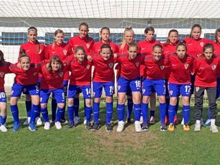 Hrvatska U-16 na razvojnom turniru u Belgiji