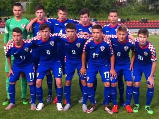 Slovenija nadjačala Hrvatsku U-15 na kraju grupne faze