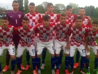 Mladi Hrvati remizirali s Brazilom