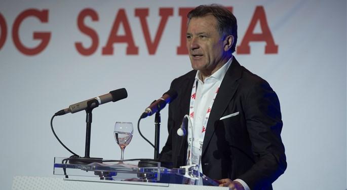 Zdravko Mamić resigns as HNS first vice-president