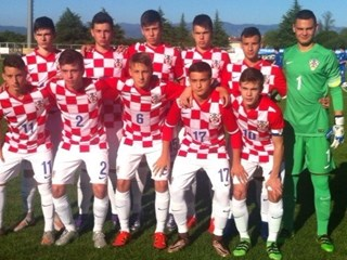 Hrvatska U-15 na turniru Delle Nazioni