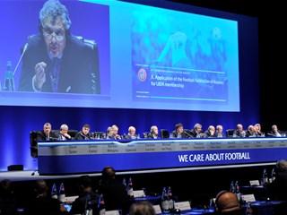 Nogometni savez Kosova primljen u članstvo Uefe