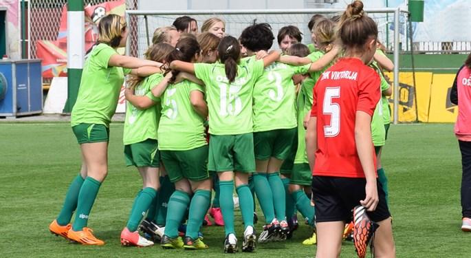 Ekipa Osijeka osvojila Nike Cup za djevojčice