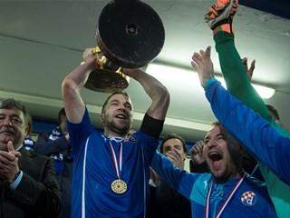 Dinamo slavljem u Kupu do dvostruke krune#Dinamo wins Croatian Cup