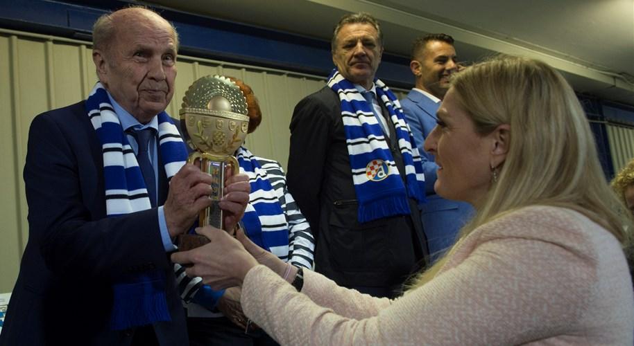 Mirko Barišić, karizmatski i vrlo uspješni predsjednik Dinama