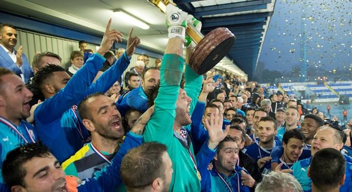 Dinamo pobijedio Slaven i osvojio Kup