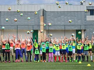 Održan Festival ženskog nogometa u Zadru