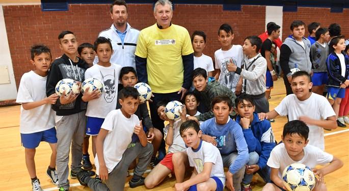 Video: Peti nogometni kamp nacionalnih manjina u Čakovcu