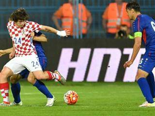 Hrvatska U-21 u Nedelišću protiv Slovenije